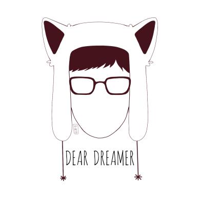 Dear Dreamer - Dear Dreamer - cover